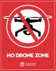 Área sem drones em Washington, DC