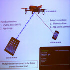 Vulnerabilidades em drones da Parrot