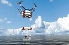 Mediterrâneo conta com drones em resgates de imigrantes