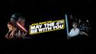 Drones especiais para comemorar o Star Wars Day